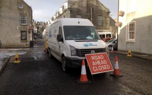 Drain survey Aberdeen