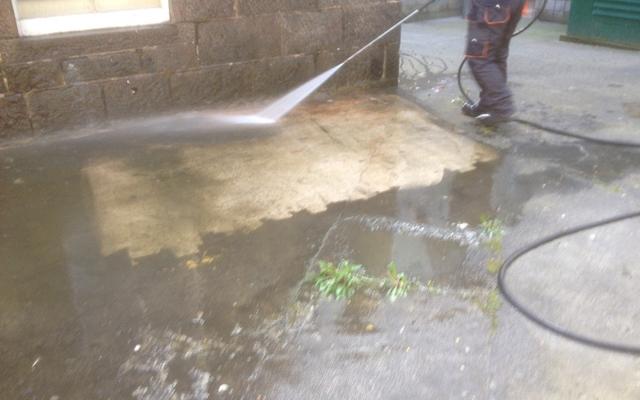 pipe repairs Aberdeen