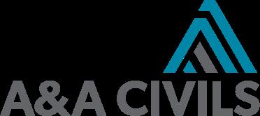 A&A civils logo